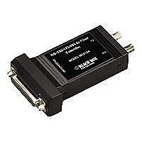 Black Box Universal Async Fiber Optic Extender - short-haul modem