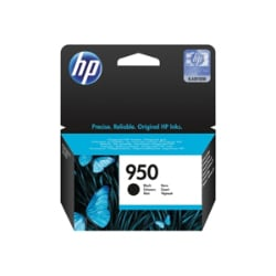 HP 950 1-pack Black Original Ink Cartridge