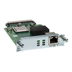 Cisco Third-Generation 1-Port G.703 Multiflex Trunk Voice/WAN Interface Car