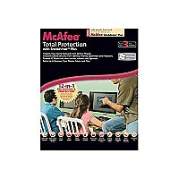 McAfee Total Protection for Compliance - Desktops - license + 1 Year Gold S