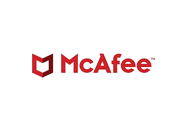 McAfee Gold Software Support & Advanced RMA Hardware Support - extended ser