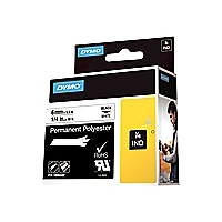 Dymo Rhino Permanent Polyester - tape - 1 roll(s) -