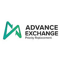 Fujitsu Advance Exchange extended service agreement - 3 years - shipment