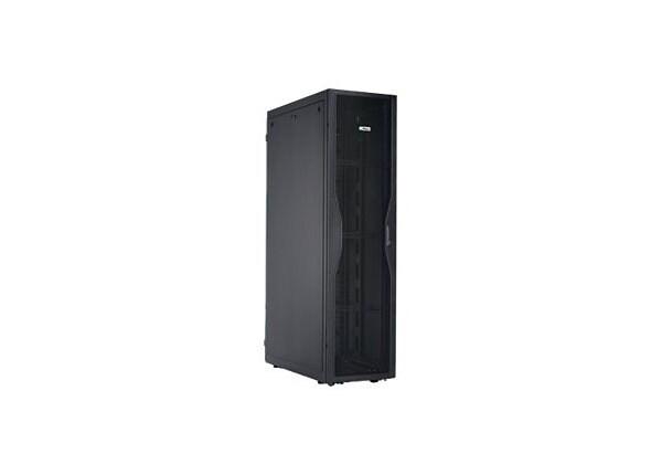 Panduit Net-SERV High Density Cable Management Configuration - rack - 42U