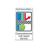 SonicWall Comprehensive Anti-Spam Service for NSA 220 Series - subscription