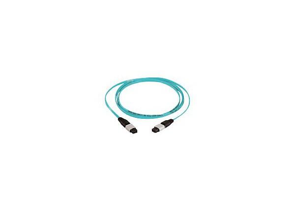 Panduit QuickNet MTP Interconnect Cable Assemblies - Multimode 10Gig - netw