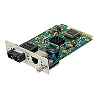 Proline Media Converter Card 100Base-TX(RJ45)-100Base-LX(SC) SMF 20km