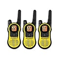 Motorola Talkabout MH230TPR triple pack - two-way radio - FRS/GMRS