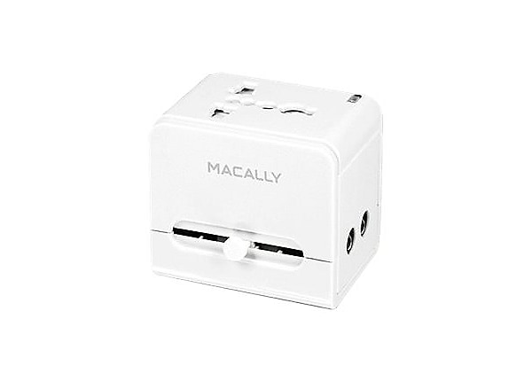 Macally Universal Power Plug Adapter power adapter