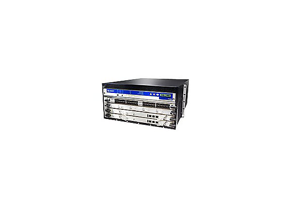 Juniper MX-series MX240 - router - rack-mountable