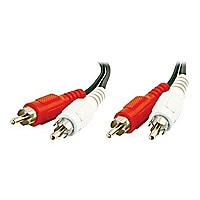 C2G Value Series 3ft Value Series RCA Stereo Audio Cable - audio cable - 91