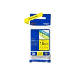 Brother TZe-641 - laminated tape - 1 roll(s) - Roll (1.8 cm x 8 m)