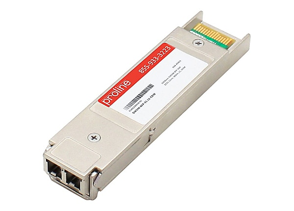 PROLINE 10GBASE-DWDM XFP 100GHz LC SMF 1531.12NM 40KM F/CISCO