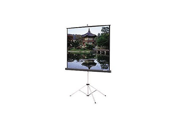 Da-Lite Picture King with Keystone Eliminator HDTV Format - projection scre