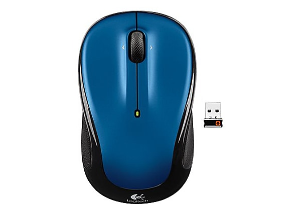Logitech Wireless Mouse M325 - Blue