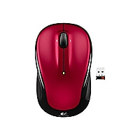 Logitech Wireless Mouse M325 - Red