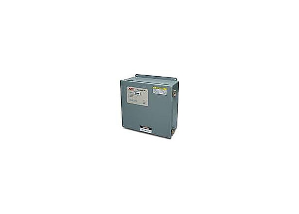 APC SurgeArrest Panelmount SPD with Surge Counter - surge protector