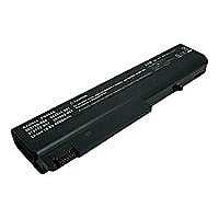 Total Micro Battery for HP Business Notebook 6510b, 6515b, 6710b - 6-Cell