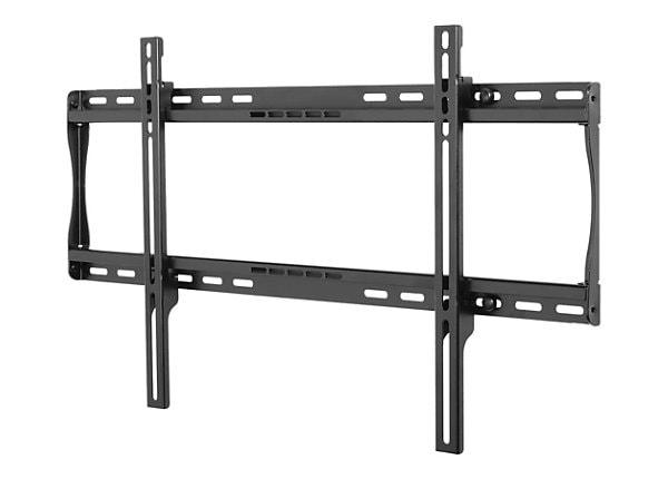 Peerless SmartMount Universal Flat Wall Mount SF650P - mounting kit - for f