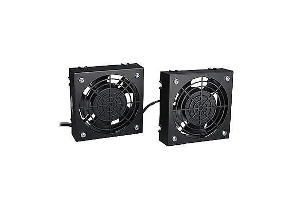 Tripp Lite Wallmount Rack Enclosure Cooling Roof Fan Kit 120V 5-15P rack fa