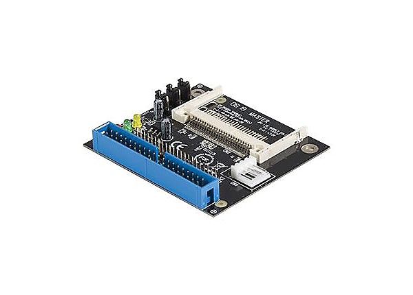 StarTech.com 40/44 Pin IDE to Compact Flash SSD Adapter - IDE to CF Card re
