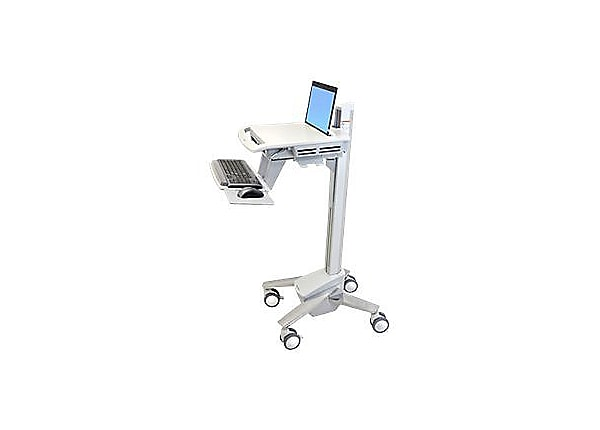 Ergotron StyleView EMR Laptop Cart, SV40 - cart