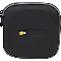 Case Logic 24-Capacity CD Wallet - Black
