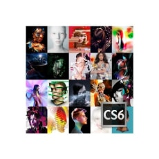 Adobe Creative Suite 6 Master Collection - media