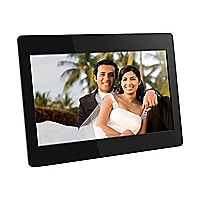 Aluratek ADMPF114F Digital Photo Frame - Black
