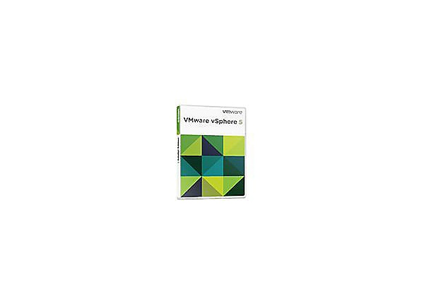 VMware vSphere 5: Fast Track - lectures & labs