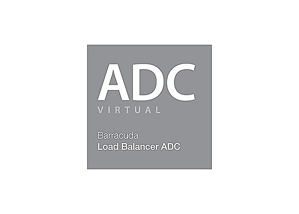 Barracuda Load Balancer ADC 340Vx - subscription license (3 years) - 1 lice