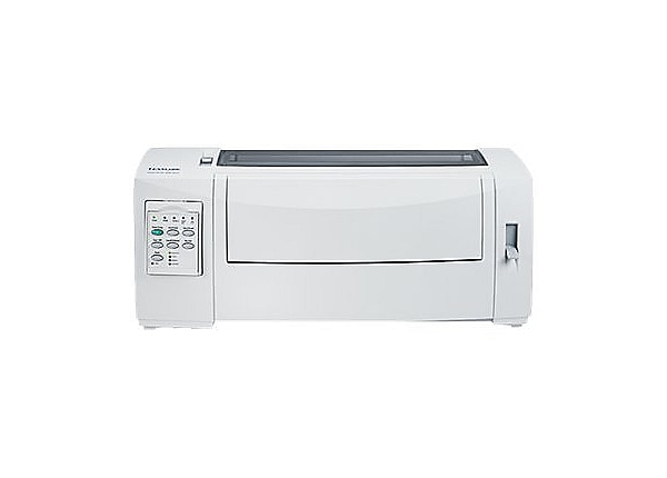 Lexmark Forms Printer 2580+ - printer - B/W - dot-matrix