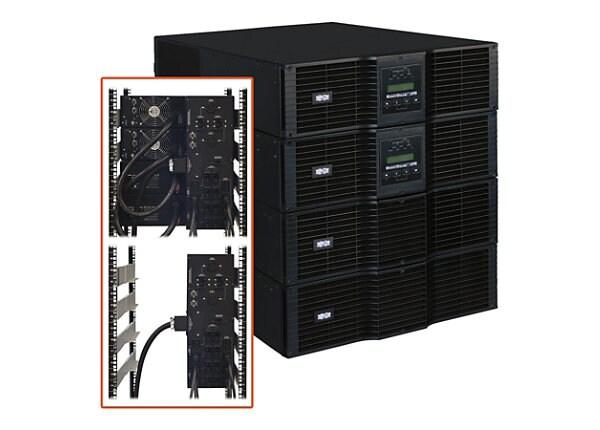 Tripp Lite UPS 16kVA 14.4kW Smart Online 12U Rackmount HotSwap PDU 200-240V