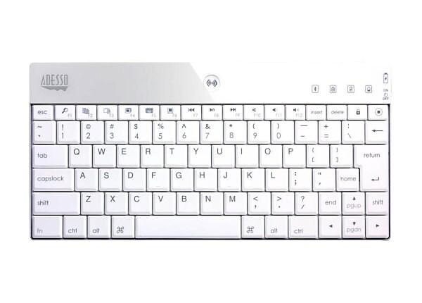 Adesso Mini WKB-1000BW - keyboard - US