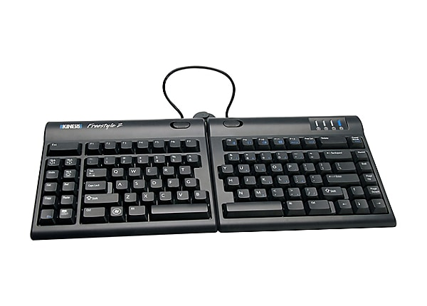 Kinesis Freestyle2 for PC - keyboard - US - black