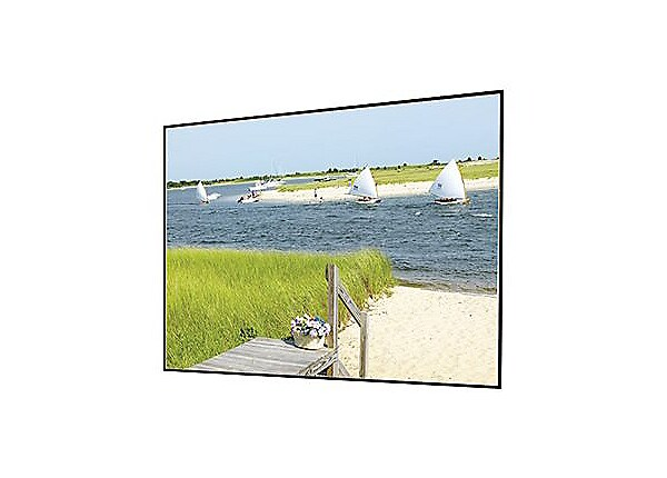 Draper Clarion 16:10 Format - projection screen - 123 in (123.2 in)