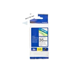 Brother TZe-261 - laminated tape - 1 roll(s) - Roll (3.6 cm x 8 m)