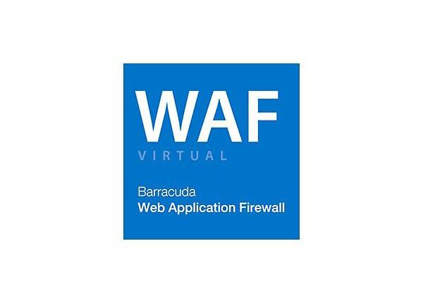 Barracuda Web Application Firewall 360VX - subscription license (5 years) -