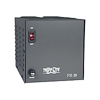 Tripp Lite DC Power Supply 30-Amp 120VAC Input to 13.8VDC Output