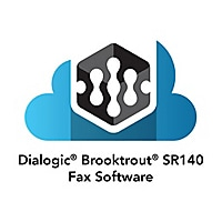 Brooktrout SR140 - license + 1 year Software Maintenance Agreement - 4 chan