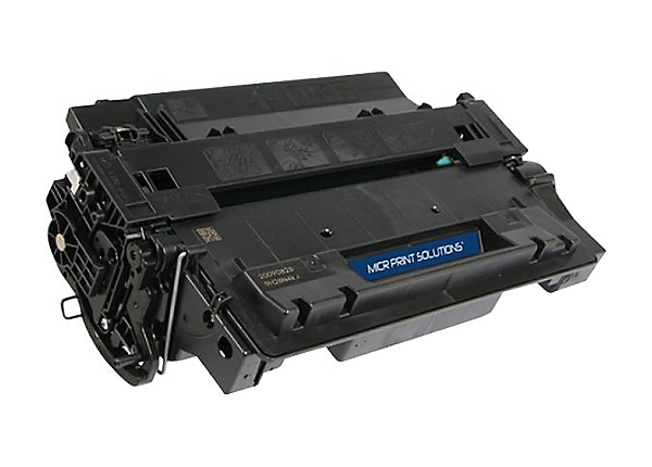 MICR Print Solutions MICR Toner for HP CE255A (55A), Black, 6,000 pg. yld.