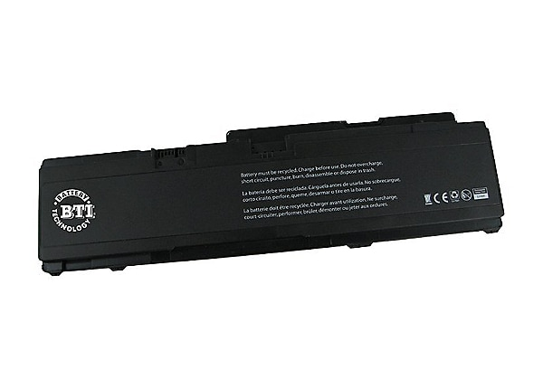 BTI - notebook battery - Li-Ion - 3600 mAh