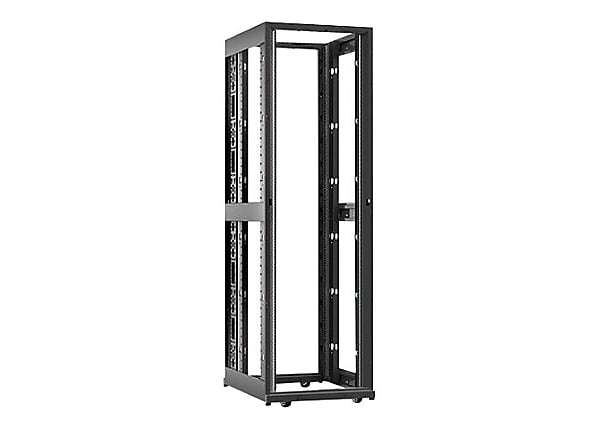 APC NetShelter AV Enclosure with 10-32 Threaded Rails rack - 42U