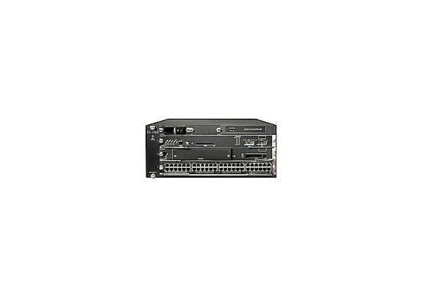 Cisco Catalyst 6503-E - switch - 2 ports - managed - rack-mountable - with
