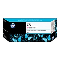HP 772 - light magenta - original - DesignJet - ink cartridge
