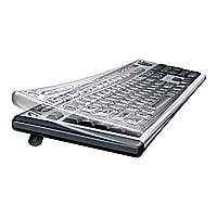 Fellowes Antimicrobial Custom Keyguard Cover Kit - keyboard cover