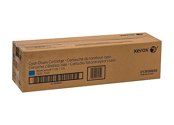 Xerox WorkCentre 7220i/7225i - cyan - drum kit