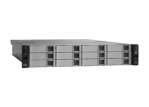 Cisco UCS C240 M3 High-Density Rack Server (Large Form Factor Hard Disk Dri