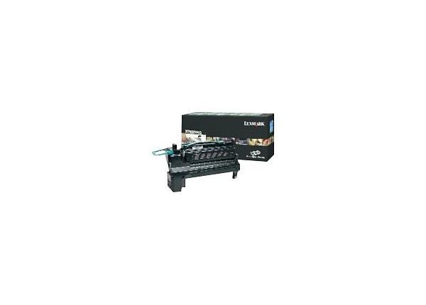 Lexmark X792 Extra High Yield Return Program Toner Cartridge - Black