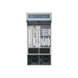 Cisco 7609-S - router - rack-mountable - with 2 x Cisco 7600 Series Route S